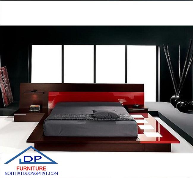 Giường ngủ Dương Phát 110