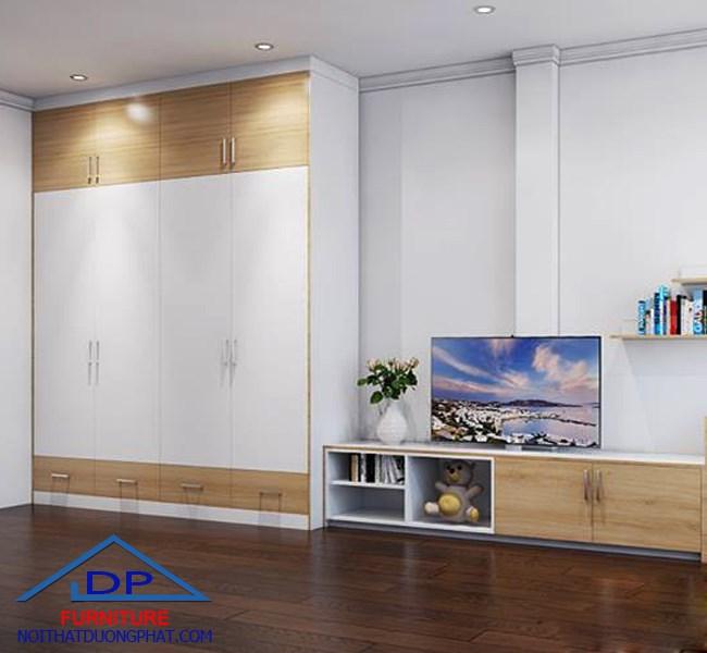 Tủ áo DƯƠNG PHÁT DP_139