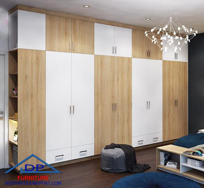 Tủ áo DƯƠNG PHÁT DP_140