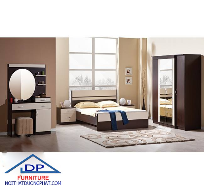 Bộ Giường Ngủ DP-114