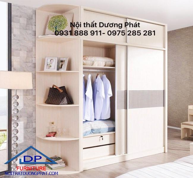 Tủ áo DƯƠNG PHÁT _126