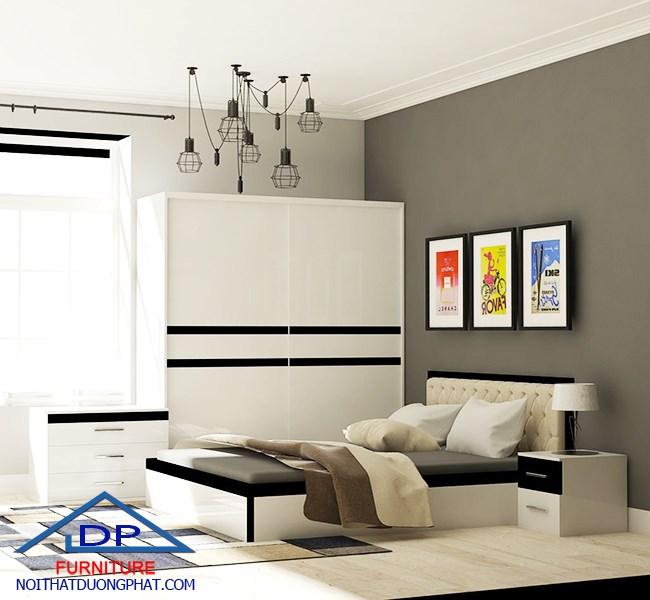 Bộ giường ngủ DP_138