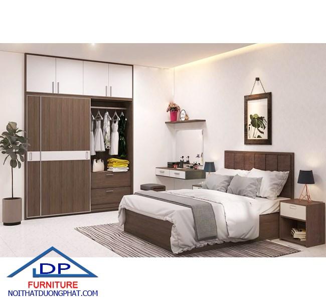 Bộ giường ngủ DP_137