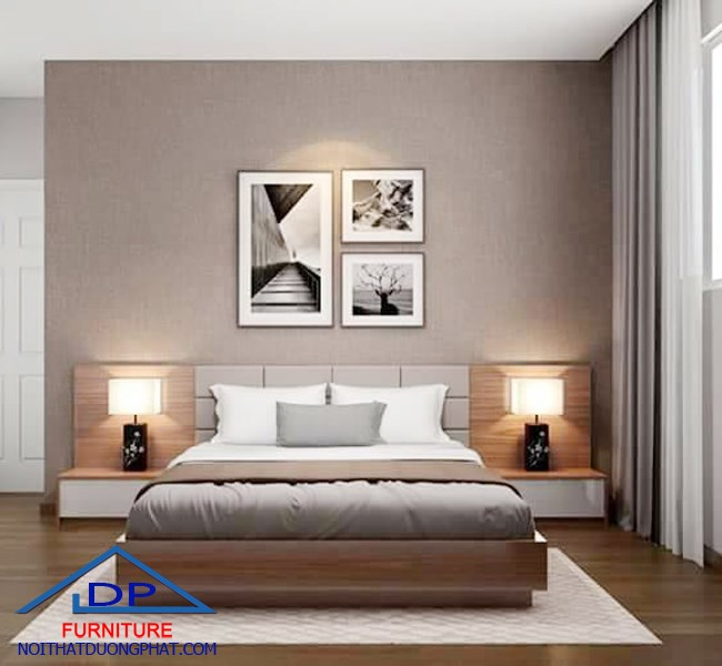 Giường ngủ DP_138