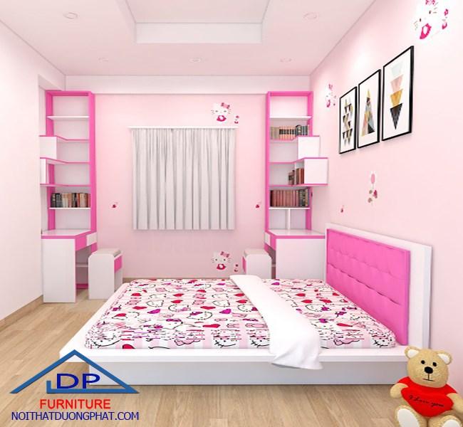 Giường ngủ trẻ em _DP119