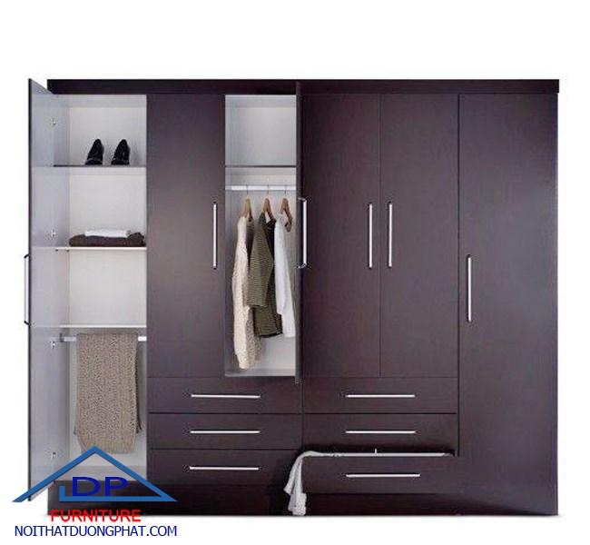 Tủ áo DƯƠNG PHÁT DP_137