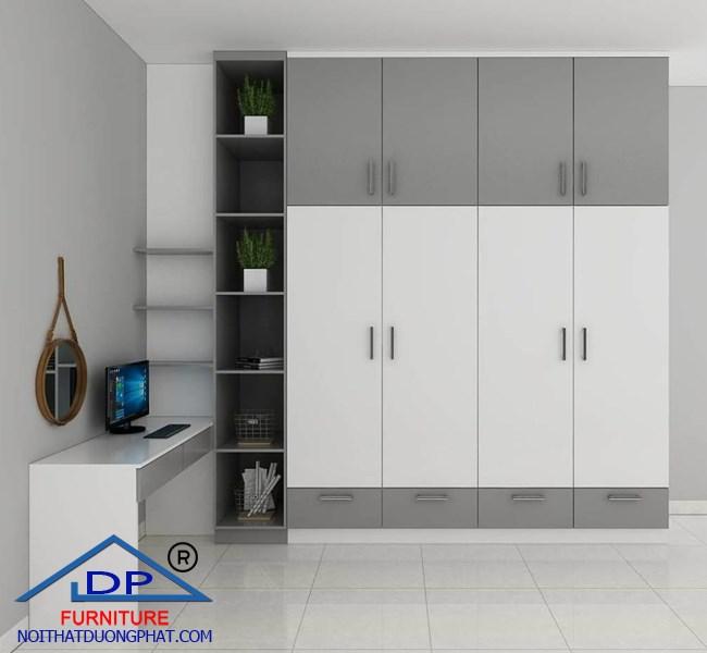 Tủ áo DƯƠNG PHÁT DP_142