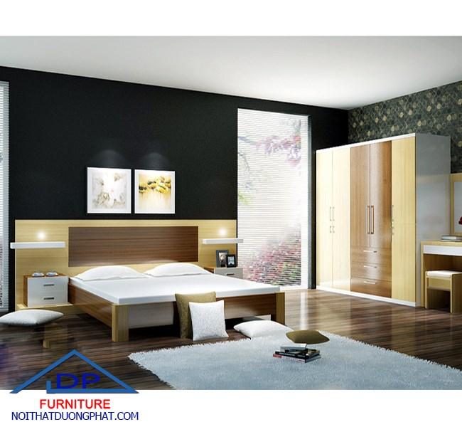 Bộ giường ngủ DP_135