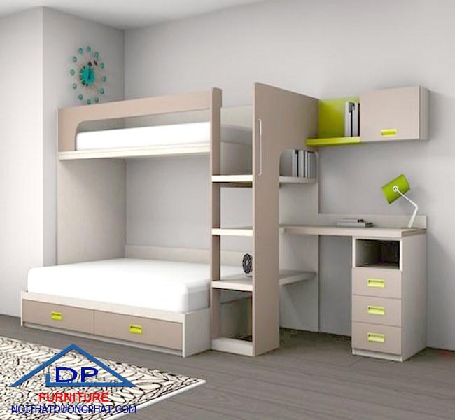 Giường ngủ trẻ em _DP 121