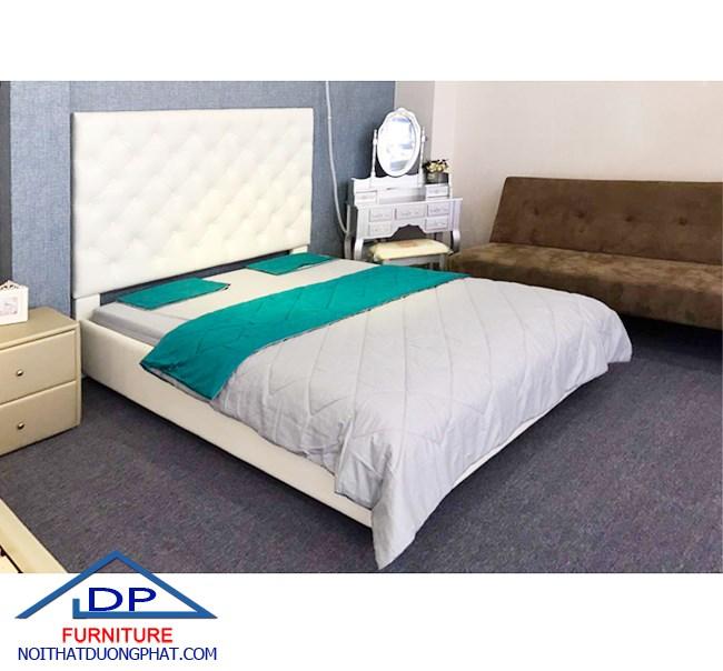 Giường Bọc Nệm DP-07