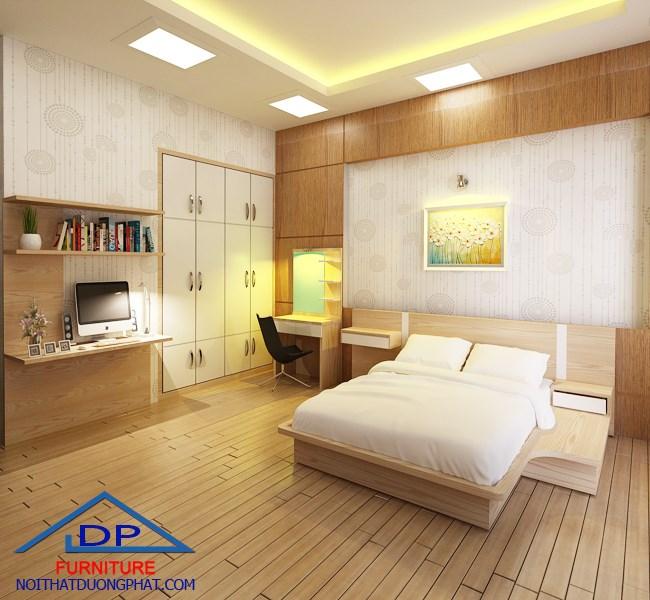 Giường Ngủ DP - 106