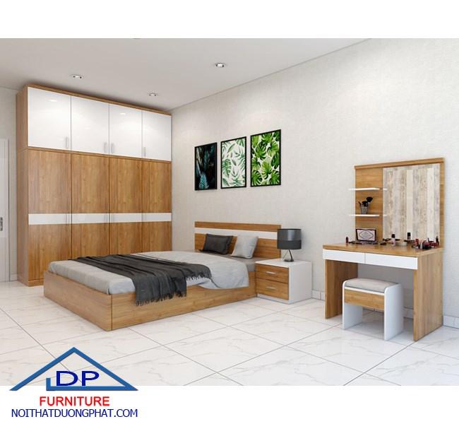Bộ giường ngủ DP _144