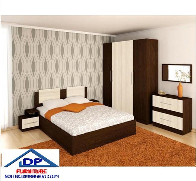 Bộ Giường Ngủ DP-106
