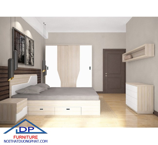 Bộ giường ngủ DP_139