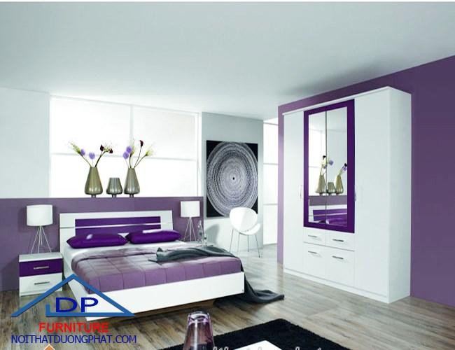 Bộ giường ngủ Dương  Phát - 122