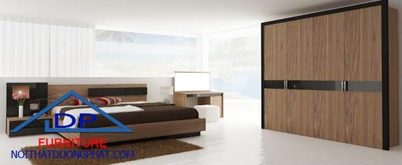 Bộ giường ngủ DP