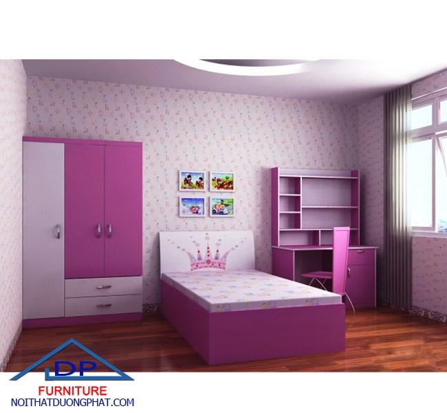 Giường Ngủ Trẻ Em DP- 112