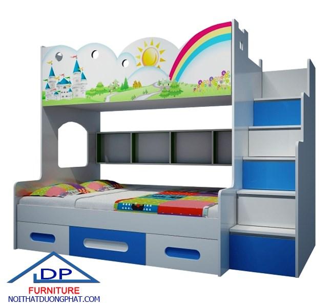 Giường ngủ em bé  DP-06
