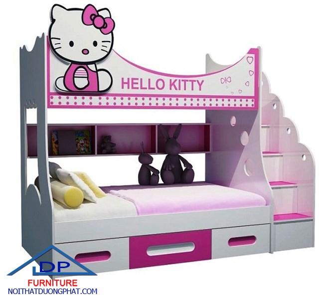 Giường Ngủ Trẻ Em DP - 110