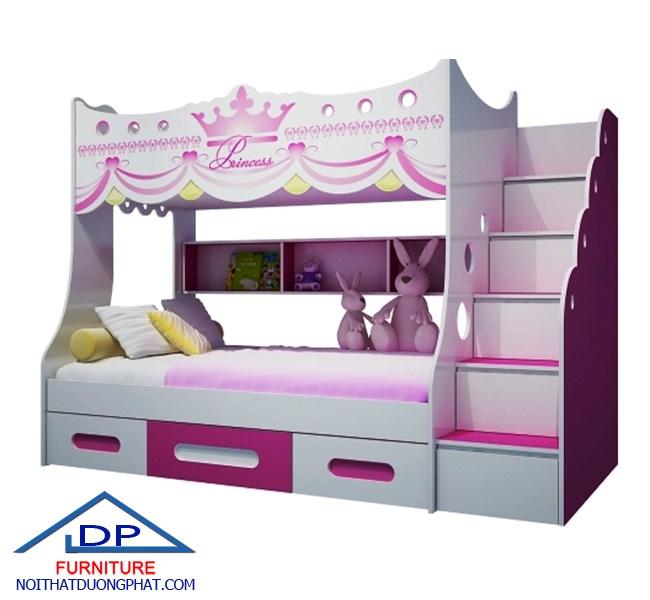 Giường Ngủ Trẻ Em DP- 109