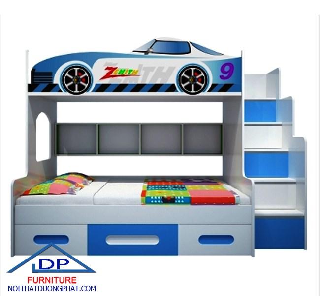 Giường Ngủ Trẻ Em DP - 107