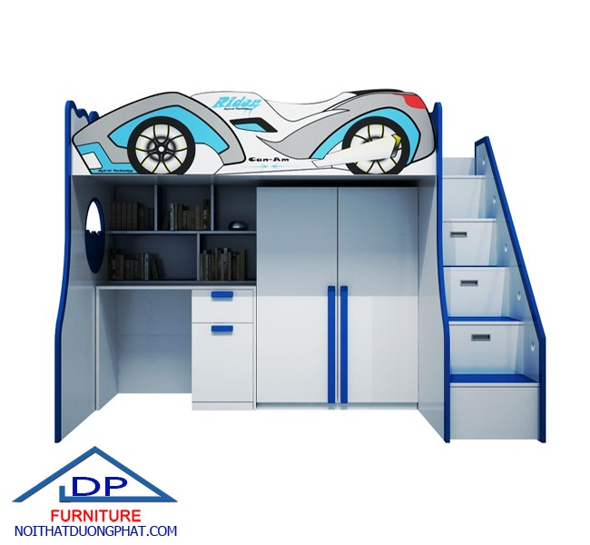 Giường Ngủ Trẻ Em DP - 106