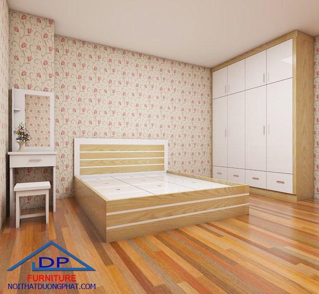 Bộ giường ngủ DP_136