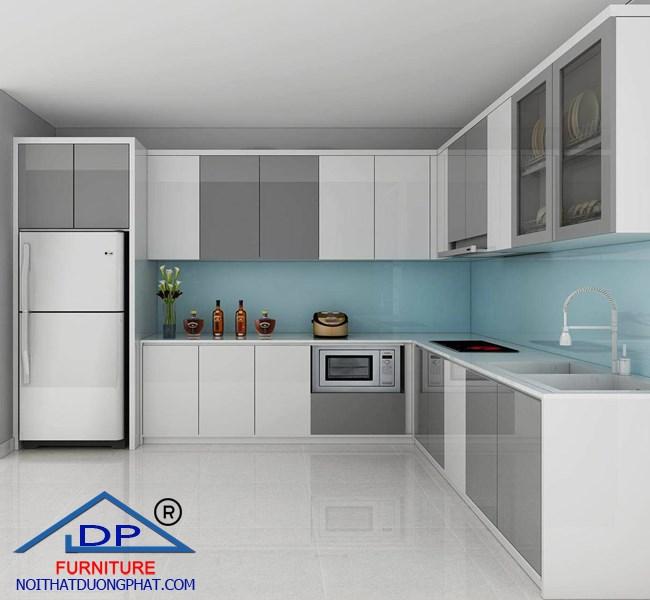 Tủ bếp DƯƠNG PHÁT DP_118
