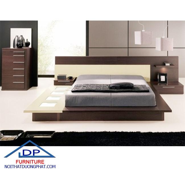 Giường Ngủ  DP - 121