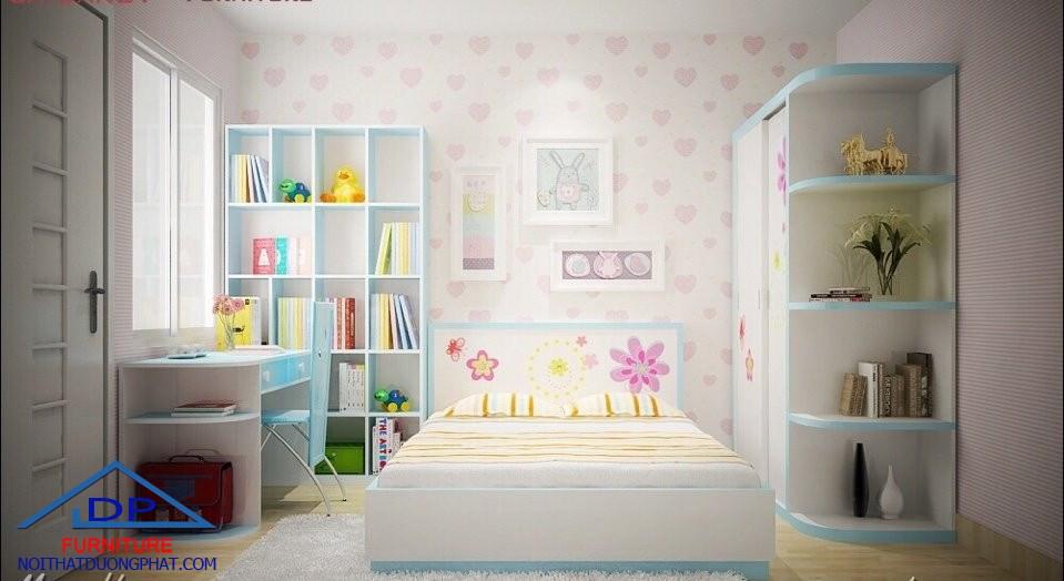Giường Ngủ Trẻ Em DP - 102