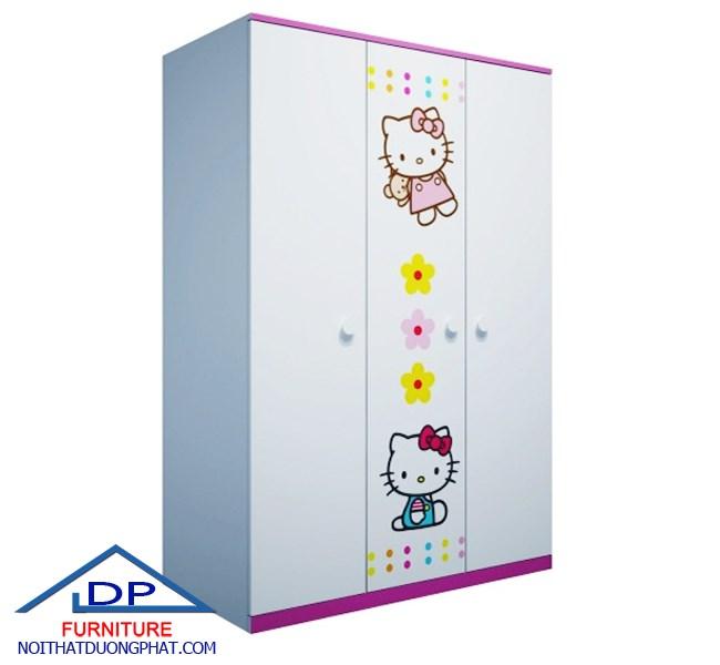 Tủ áo trẻ em Dương Phát-07
